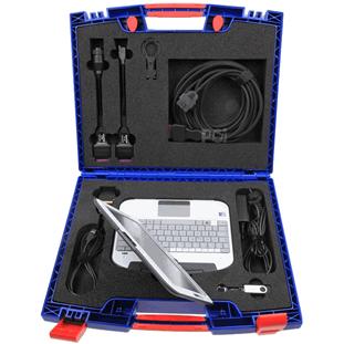 VCDSpro Maxi Servicekoffer mit Netbook