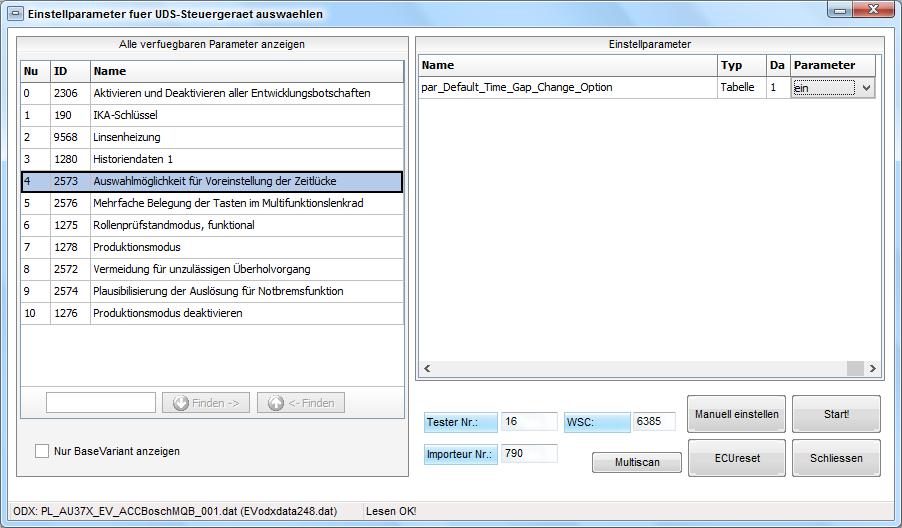 Stemei De Fahrzeugcodierungen Codierungsservice Webdesign Stefan Meier Acc