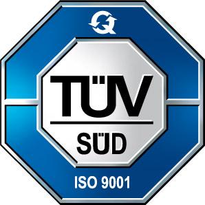 stemei.de ISO EN 9001:2015 zertifiziert